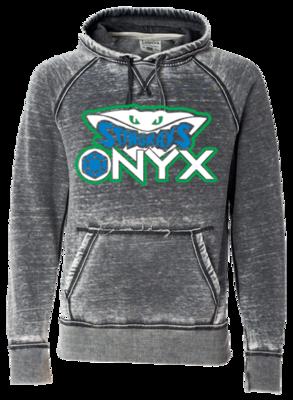 JA Vintage Zen Hoodie (Onyx)