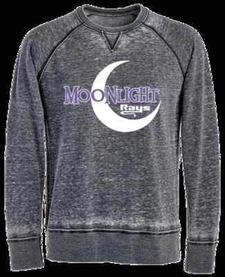 JA Vintage Crew Sweatshirt (Moonlight)