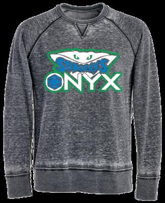JA Vintage Crew Sweatshirt (Onyx)