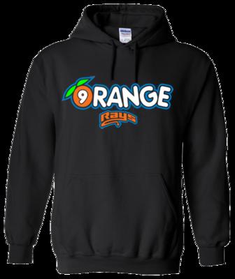 Gildan Hoodie (Orange)