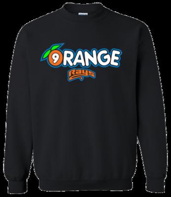 Gildan Sweatshirt (Orange)