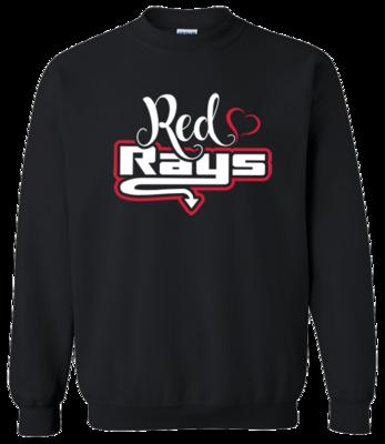 Gildan Sweatshirt (Red)