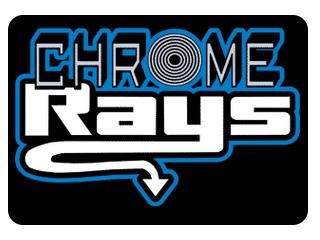 Chrome Team Hair Bows