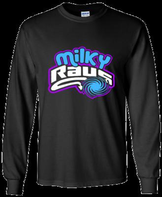 Gildan Long Sleeve (Milky Rays)