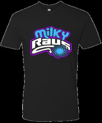 Next Level T-shirt (Milky Rays)