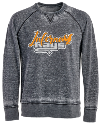 JA Vintage Crew Sweatshirt (Inferno)