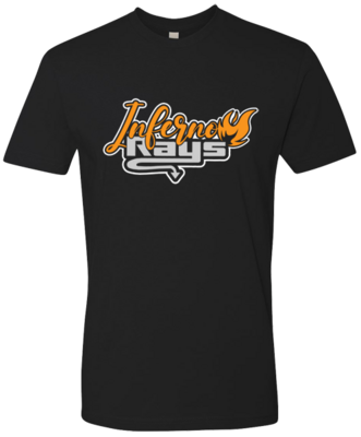 Next Level T-shirt (Inferno)