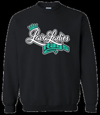 Gildan Sweatshirt (Lava Ladies)