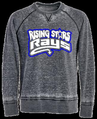 JA Vintage Crew Sweatshirt (Rising Stars)
