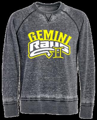JA Vintage Crew Sweatshirt (Gemini)