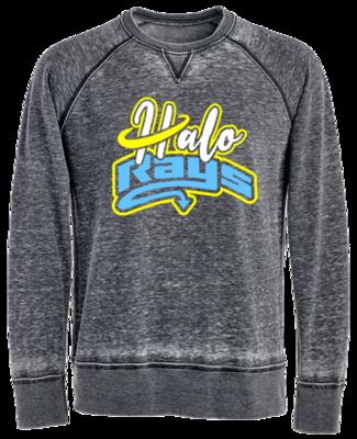 JA Vintage Crew Sweatshirt (Halo)