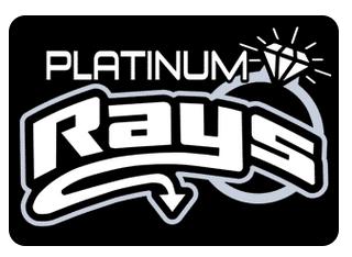 Platinum Team Hair Bows