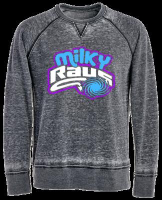 JA Vintage Crew Sweatshirt (Milky Rays)