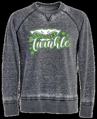 JA Vintage Crew Sweatshirt (Twinkle)