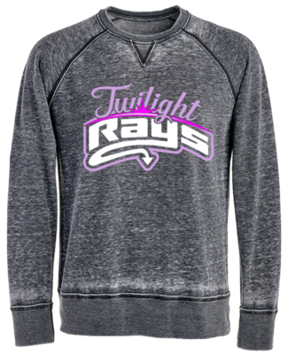 JA Vintage Crew Sweatshirt (Twilight)
