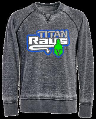 JA Vintage Crew Sweatshirt (Titan)