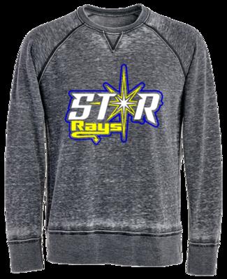 JA Vintage Crew Sweatshirt (Star)