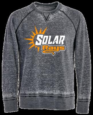 JA Vintage Crew Sweatshirt (Solar)