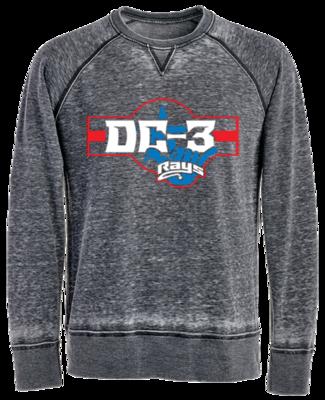 JA Vintage Crew Sweatshirt (DC-3)