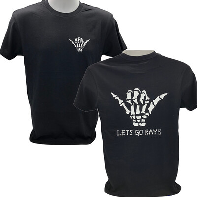 Skeleton Rays T-shirt