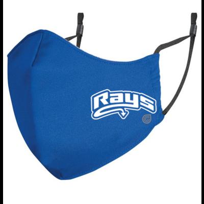 Blue Rays Mask