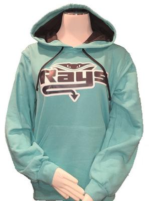 Rays Tiffany Blue Hoodie