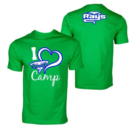 Camp Rays T-shirt