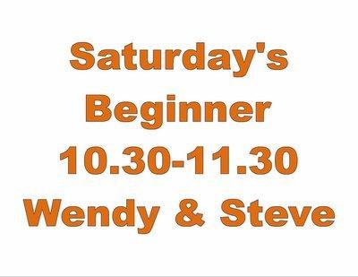 Saturday Beginner Squash