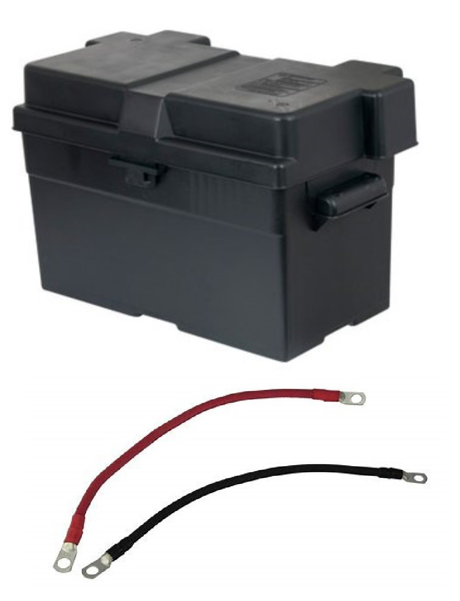 Add-on Battery Box & Cables
