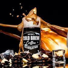 Nitro's Cold Brew White Chocolate Mocha