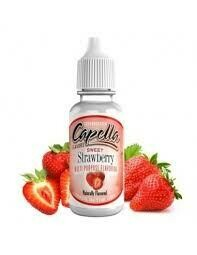 Concentrato Capella fragola 10ml