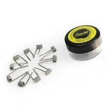 10 Coils Hero Alliance 0.55ohms CoilArt