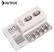 5 coil Justfog Q16 e Qpod