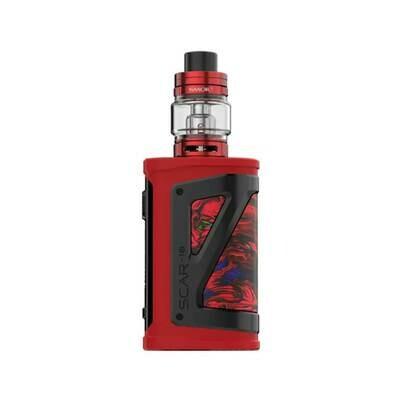 Kit Scar 18 - Smok - Fluid RED