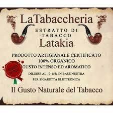 La Tabaccheria Latakia 10ml