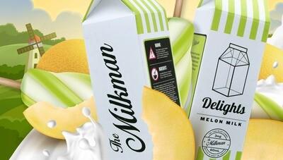 Melon Milk - Delights