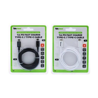 USB-C 3A 1M - TEKMEE