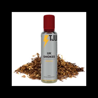 UK Smokes - Shortfill format - T-Juice   50ml