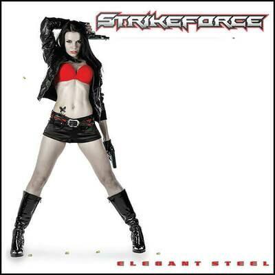 Strikeforce - Elegeant Steel E.P.