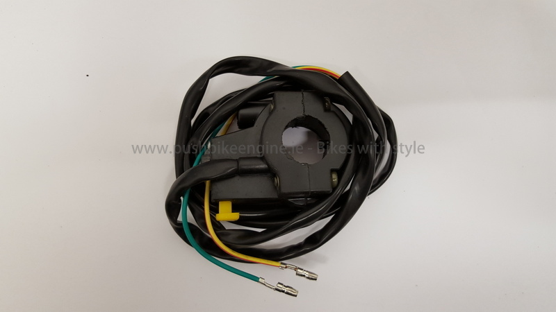 THROTTLE HOUSING KILL SWITCH 49cc 60cc 69cc 80cc