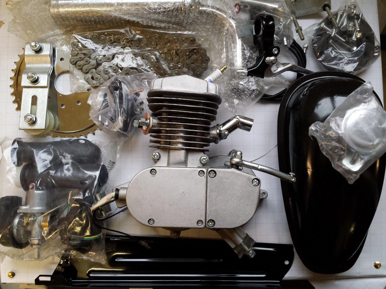 80cc engine - top quality!!!
