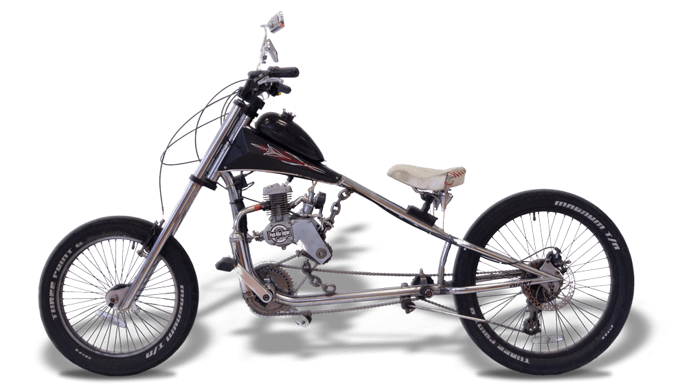 YG - Irish Wind Rat Bike