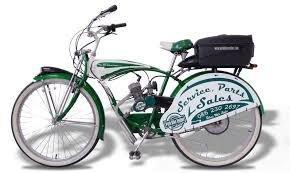 Schwinn 1955 Classic Motorized Bike