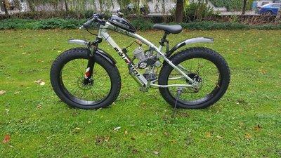 Push Bike Engine - YG-Traktor