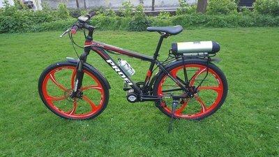 YG - Whisper Pro E-bikes