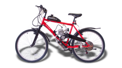 Push Bike Engine