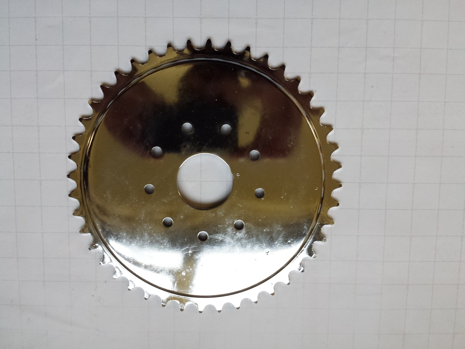 Rear sprocket 48t. for Chain 415H...