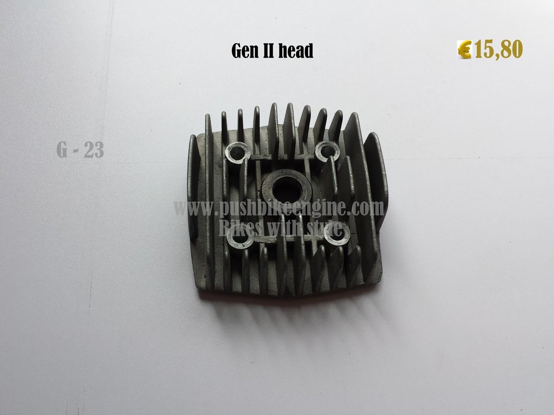 Engine head 48cc
