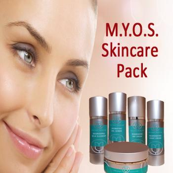 Natural Anti-Aging Skincare Pack