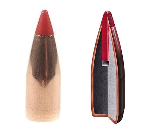 Hornady V-MAX Bullets 20 Caliber (204 Diameter) 40 Grain Boat Tail-Box of 100